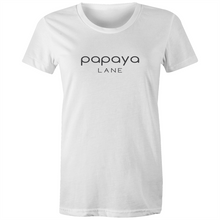 Load image into Gallery viewer, Large Logo Organic Cotton T-shirt PLS017AU