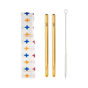 frank green Reusable Straw Set - Hans - Papaya Lane