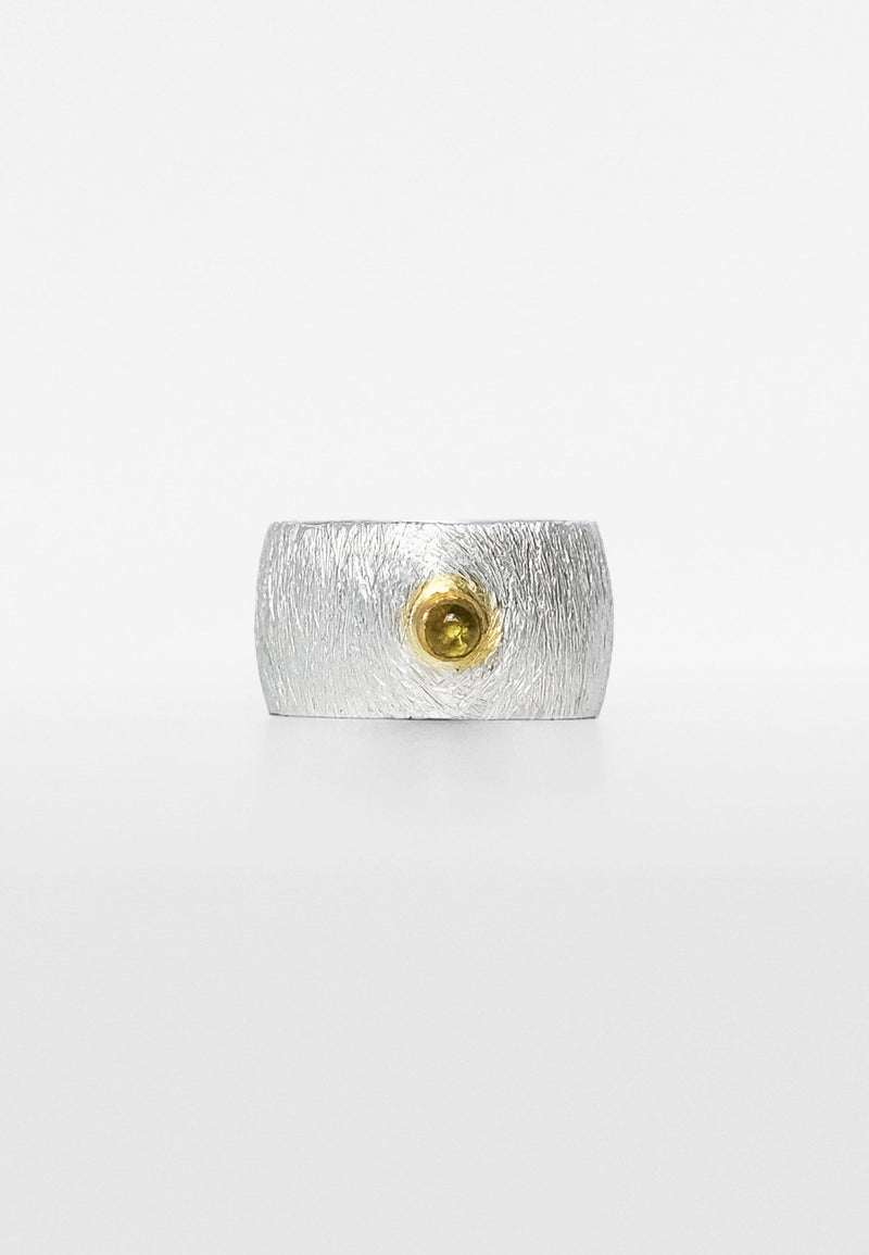 Citrine Double Ring - adelina.world