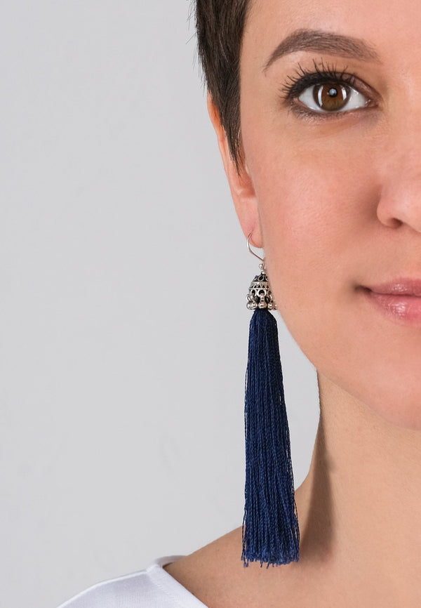 Royal Tassels Earrings - adelina.world