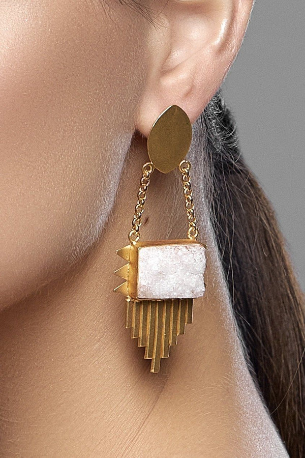 Iceberg Boho Earrings - adelina.world