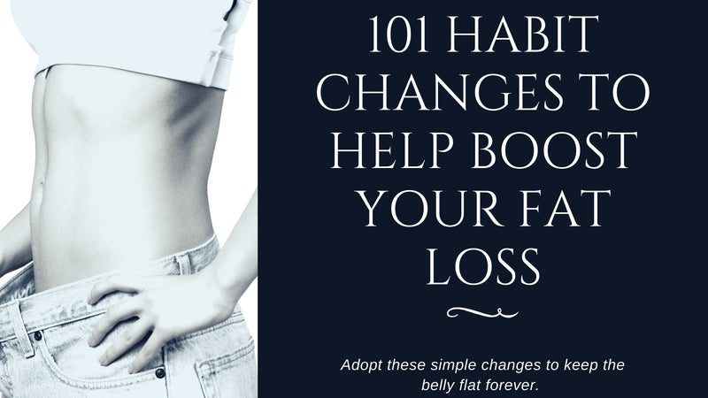101 Small Habit Changes To Never Get Belly Fat! (Again) | Roshni Sanghvi