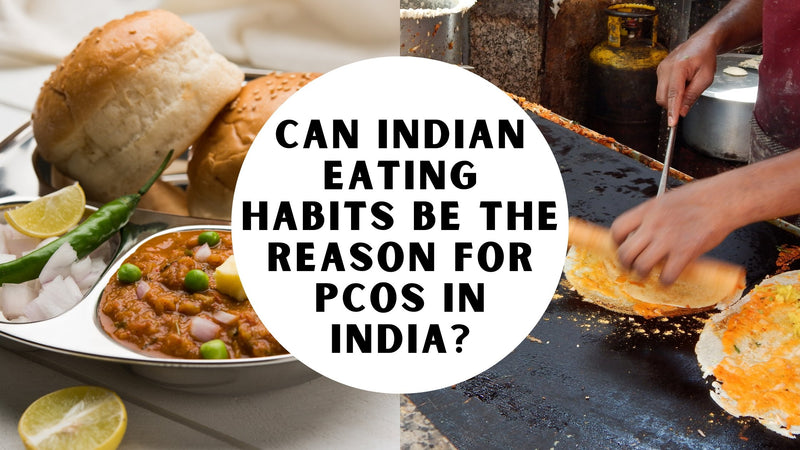 5 Indian Food Habits Causing PCOS/PCOD | Roshni Sanghvi
