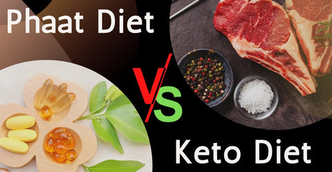 Phatt diet vs Keto diet