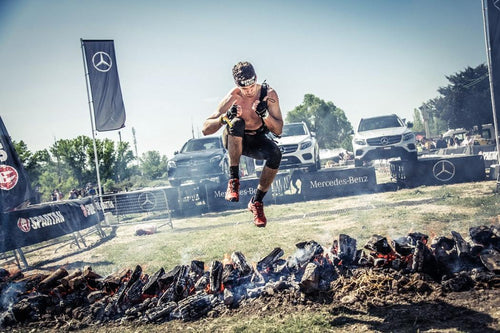 Training routine to help you win the devil's circuit obstacle course. | Roshni Sanghvi