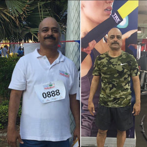 Roshni Sanghvi  Fat loss Clients