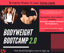 Bodyweight Bootcamp 2.0.