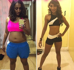Ripped by Roshni- Fat- loss Program. - Roshni Sanghvi