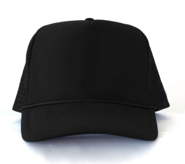 ADULT CUSTOMIZED FOAM FRONT TRUCKER - HIGH CROWN