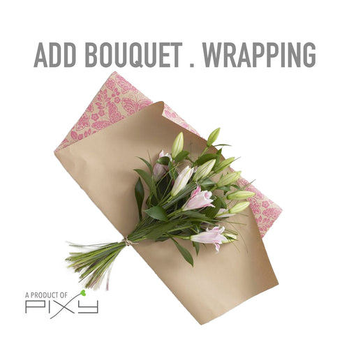 BOUQUET WRAPPING