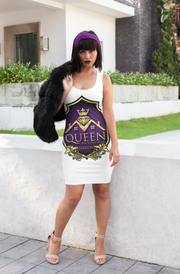 Realtor Queen Style Dress