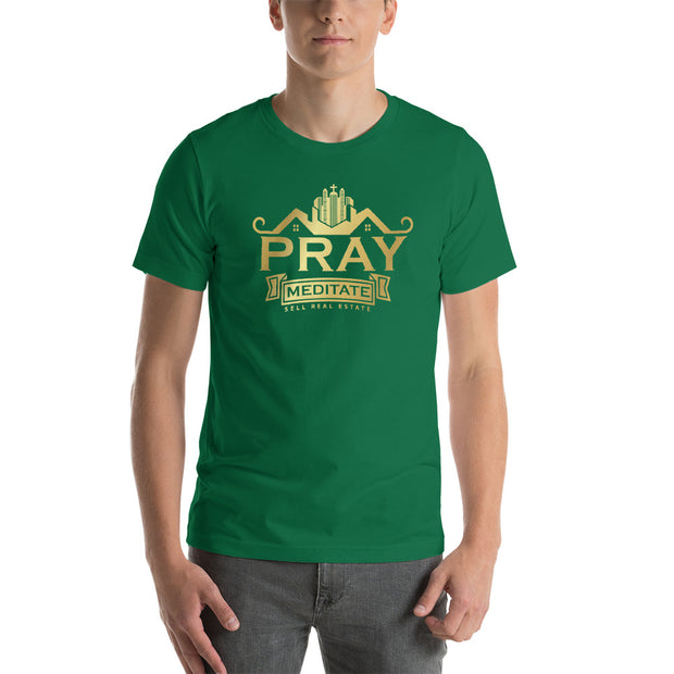 PRAY Short-Sleeve Unisex T-Shirt