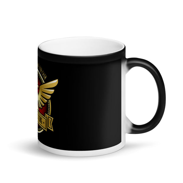 REALTY KING Magic Black Mug