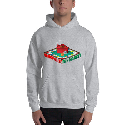 Monopolize The Market Hoodie for Men