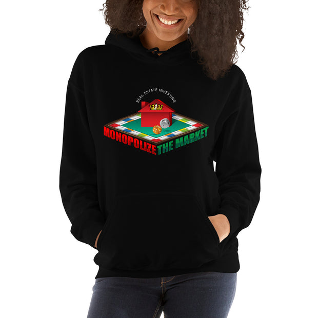 Monopolize The Market Hoodie for Women