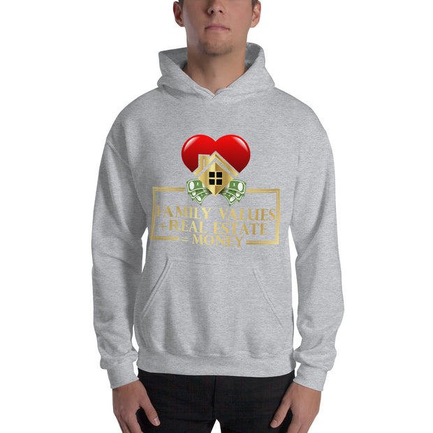 Family Values Hoodie for Men