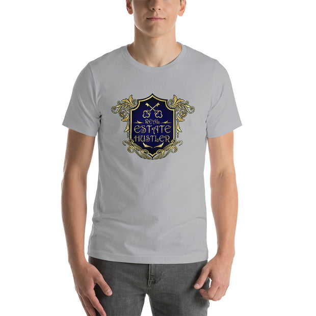Real Estate Hustler Short-Sleeve T-Shirt for Men