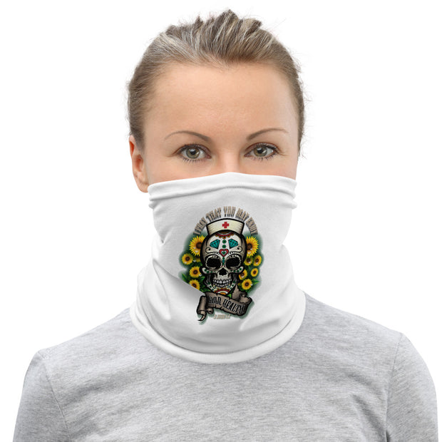 I PRAY THAT YOU MAY ENJOY GOOD HEALTH  Safety Mask (3 John 1:2)