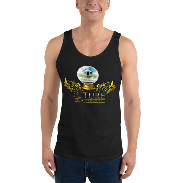 Future Real Estate Investor Tank Top for Men