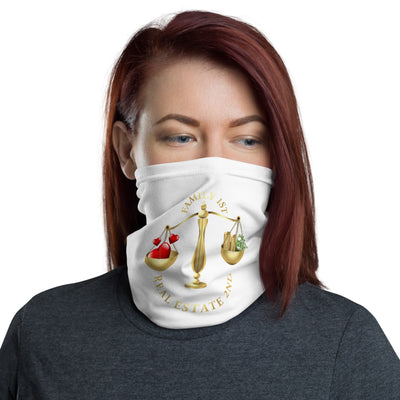 Family 1st Real Estate 2nd Safety Mask Covid-19