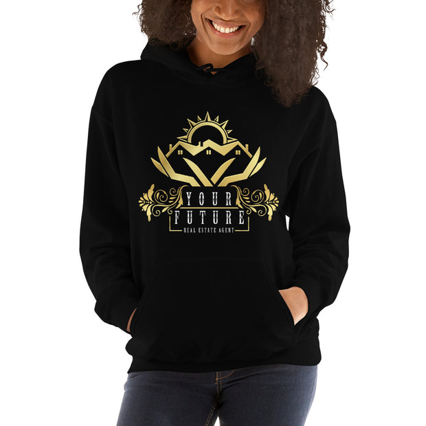 Future Real Estate Agent Hoodie for Women
