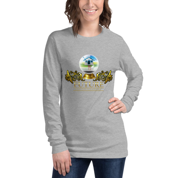 Future Real Estate Investor Long Sleeve Tee for Women