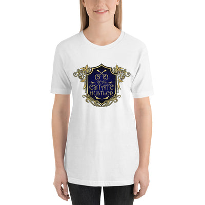 Real Estate Hustler Short-Sleeve T-Shirt for Women