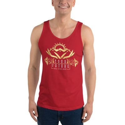 Future Real Estate Agent Tank Top for Men