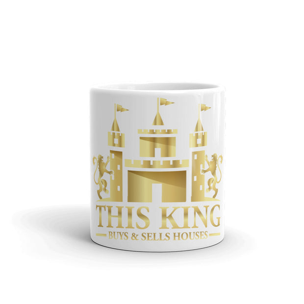 KING Realtor Buyer Seller Mug
