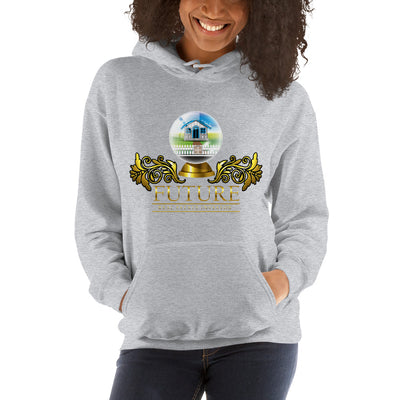 Future Real Estate Investor Hoodie For Women