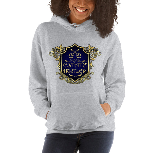 Real Estate Hustler Hoodie for Women