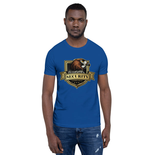 Pro Security Short-Sleeve Unisex T-Shirt