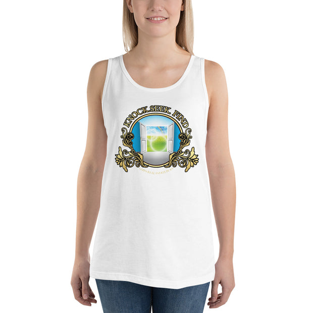 Knock Find Seek Tank Top for Women