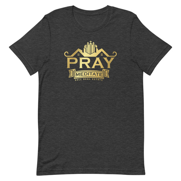 """PRAY""Short-Sleeve Unisex T-Shirt"