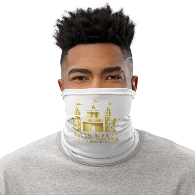 This KING Buys & Sells Houses Protection Mask Real Estate