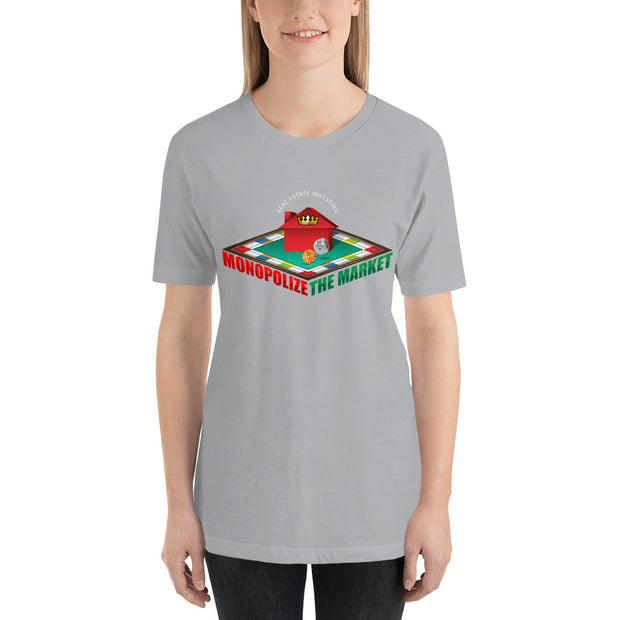 Monopolize The Market Short-Sleeve T-Shirt for Women