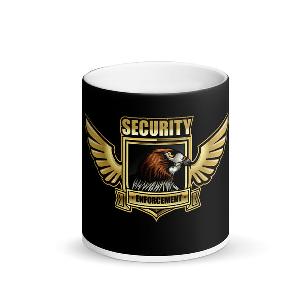 Security Black Magic Mug