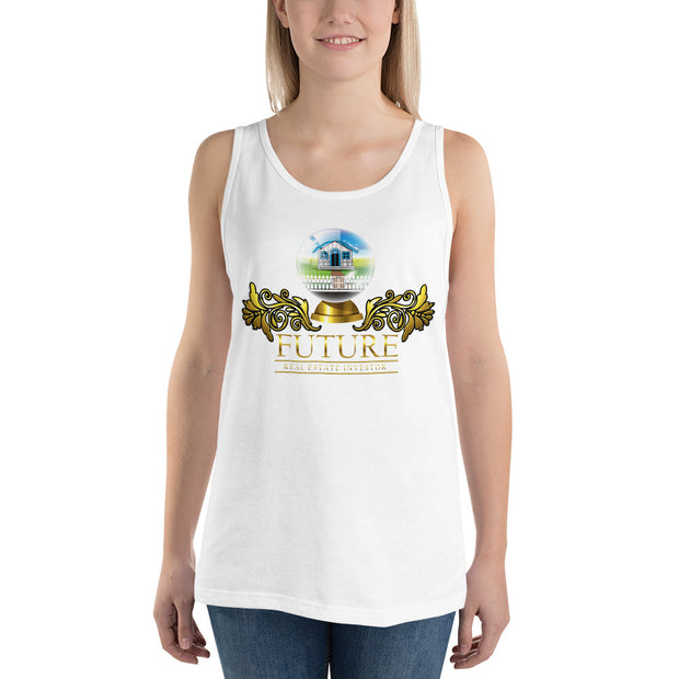 Future Real Estate Investor Tank Top for Women