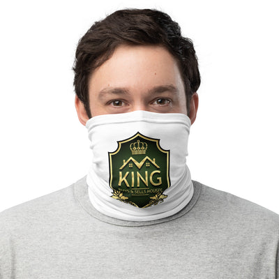 KING Buys & Sells Houses Face Mask