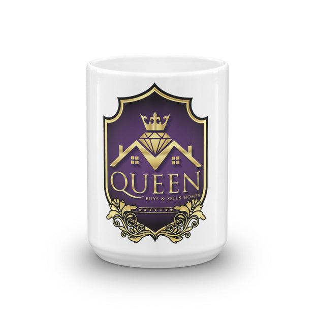 QUEEN Seller Buyer Real Estate Realtor Mug