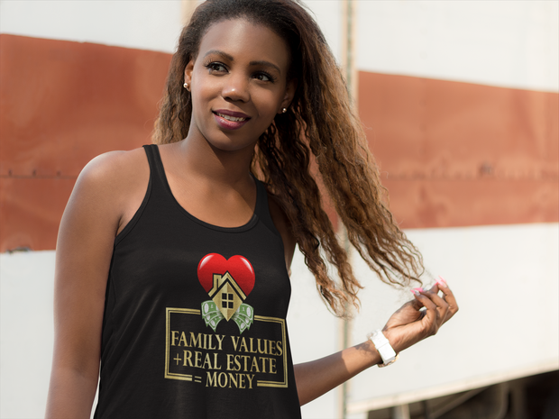 Family Values Tank Top for Women