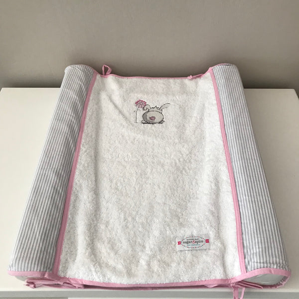Bunny Cup - Changing Mattress Cover & Inner 1