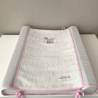 Bunny Cup - Changing Mattress Cover & Inner 4
