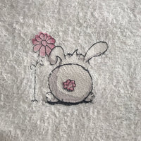 Bunny Cup - Changing Mattress Cover & Inner 3