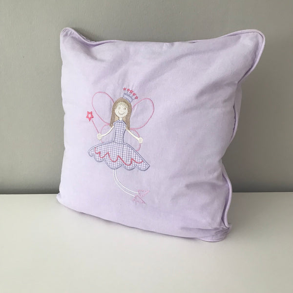 Fantasy Fairy Lilac -  Scatter Cushion