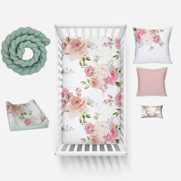 Floral Dream Linen Set