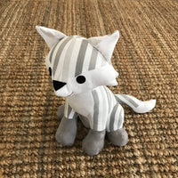 Fox - Grey Stripe