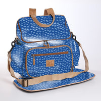 Seeds Sky - Laminated Nappy Backpack