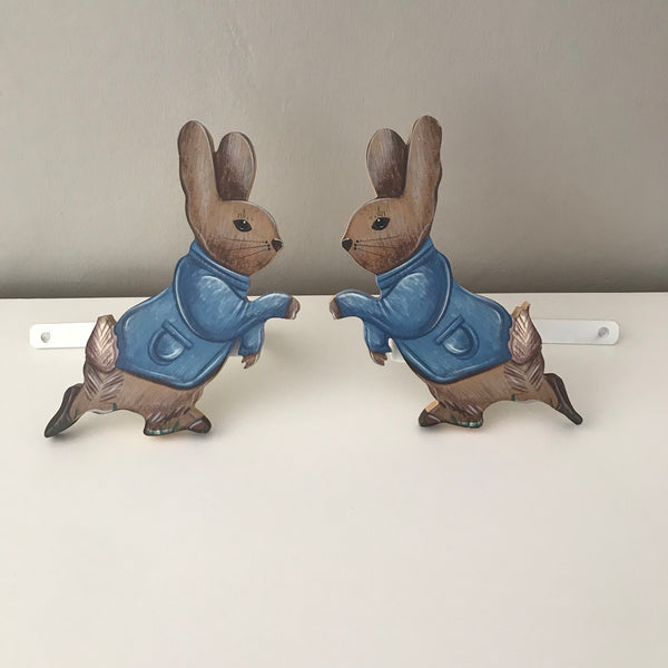 Peter Rabbit - Curtain Tie Backs