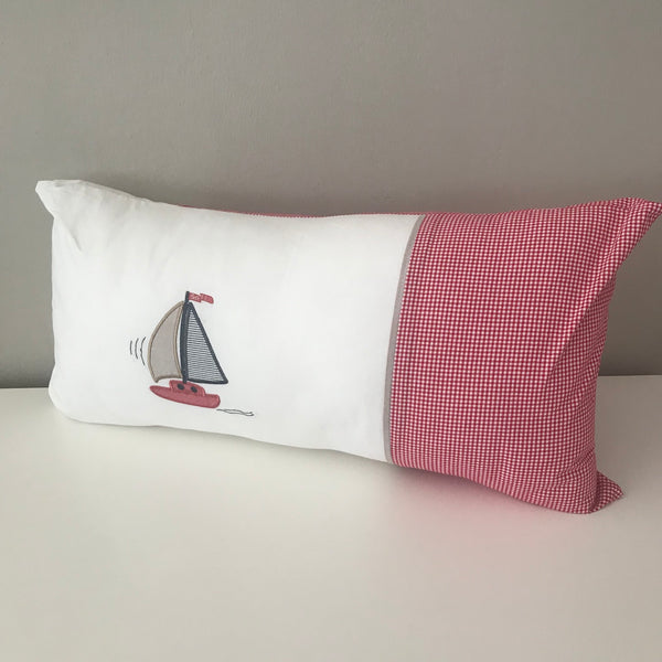 Sail Away - Toddler Cushion